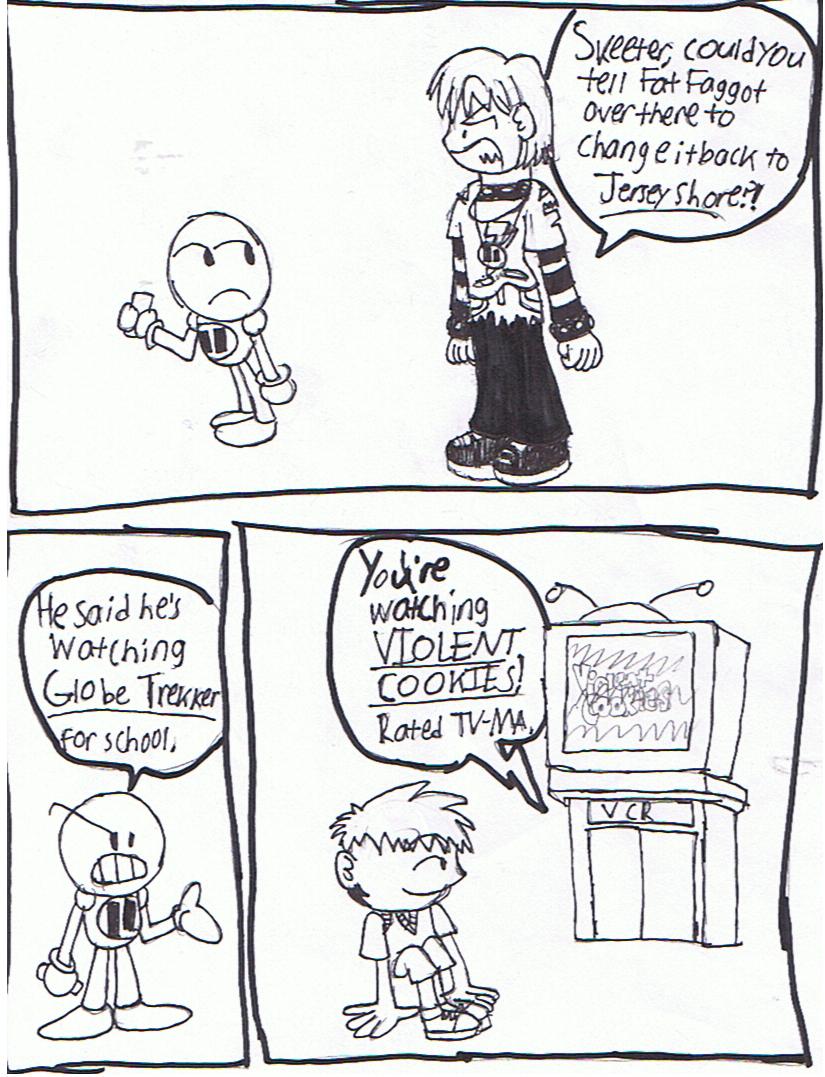 Violent Cookies